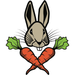 Rabbit and Carrots