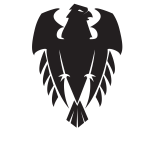 Eagle silhouette cut file