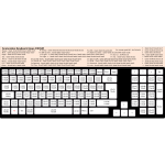 Scancode keyboard
