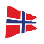 Norwegian state flag