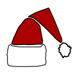Colour Christmas Hat