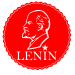 Lenin sticker