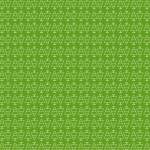 Green background tree pattern