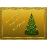 2014 Christmas Card Front by Merlin2525