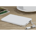 4000 mAh Power Bank designed for Samsung S6 and iPhone 6S 2016021854