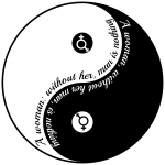 Yin Yang about love
