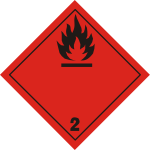 Flammable gases