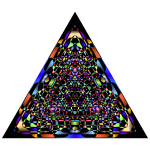 Abstract Chromatic Triangle