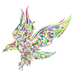 Abstract Eagle Prismatic