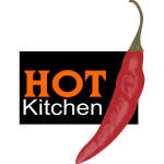 Chili pepper logo