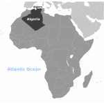Algeria location