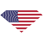 American Diamond Flag