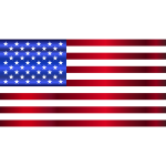 American Flag Enhanced