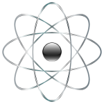 Atom No Background