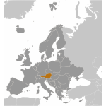 Austria's location