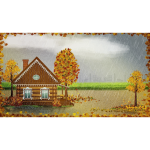 Autumn Cabin 2