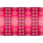 Dark pink traditional wallpaper