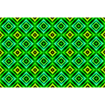 Background pattern in green vector image