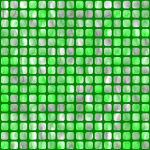 Background pattern with square buttons