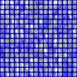 Blue and gray squares wallpaper