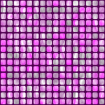 Background pattern with purple squares