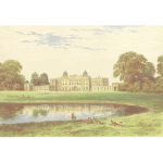 Badmington House Landscape