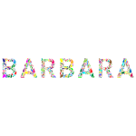 Barbara Typography