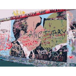 Berlin Wall East Side Sanctuary Graffiti 2014110914