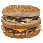 Big Mac hamburger 2016122036