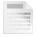 Binary file vector graphics