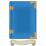 Blue Gold tome template