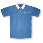 Polo shirt vector drawing