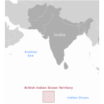 British Indian Ocean territory image