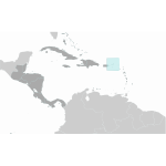 British Virgin Islands vector location