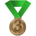 Bronze medal Juhele final