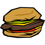 Broodje hamburger