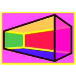 Colorfull rectangle