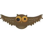 Cartoon Owl Bird