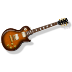 Guitar vector graphics
