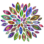 Chromatic Flower Petals