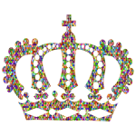 Chromatic Gold Royal Crown