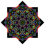 Chromatic Mandala 4