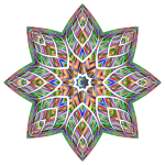 Chromatic Octagonal Ornament