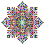 Chromatic Snowflake