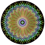 Chromatic Symmetric Mandala 2