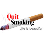 Quit smoking vector illustration