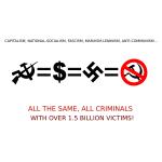 ''All the same,all criminals''