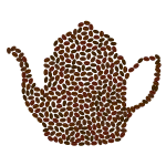 Coffee Pot Coffee Beans