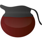 Coffee Pot Vector Art