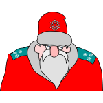 Colonel Frost Vector Graphics